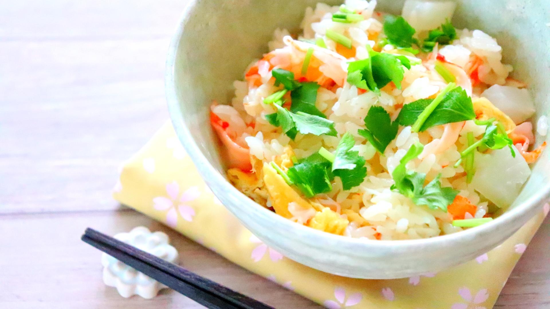 レシピ ほぼ カニ 【カレン食堂】『君のおかげで(ほぼカニ丼)』のレシピ・作り方『ハナコ岡部』